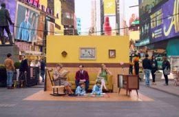 Set in the Street: la città è casa mia