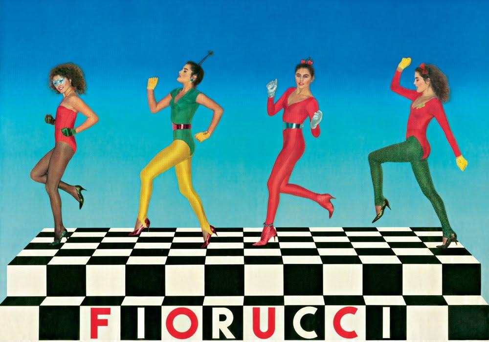 """""""Elio Fiorucci Late 70's"""""""