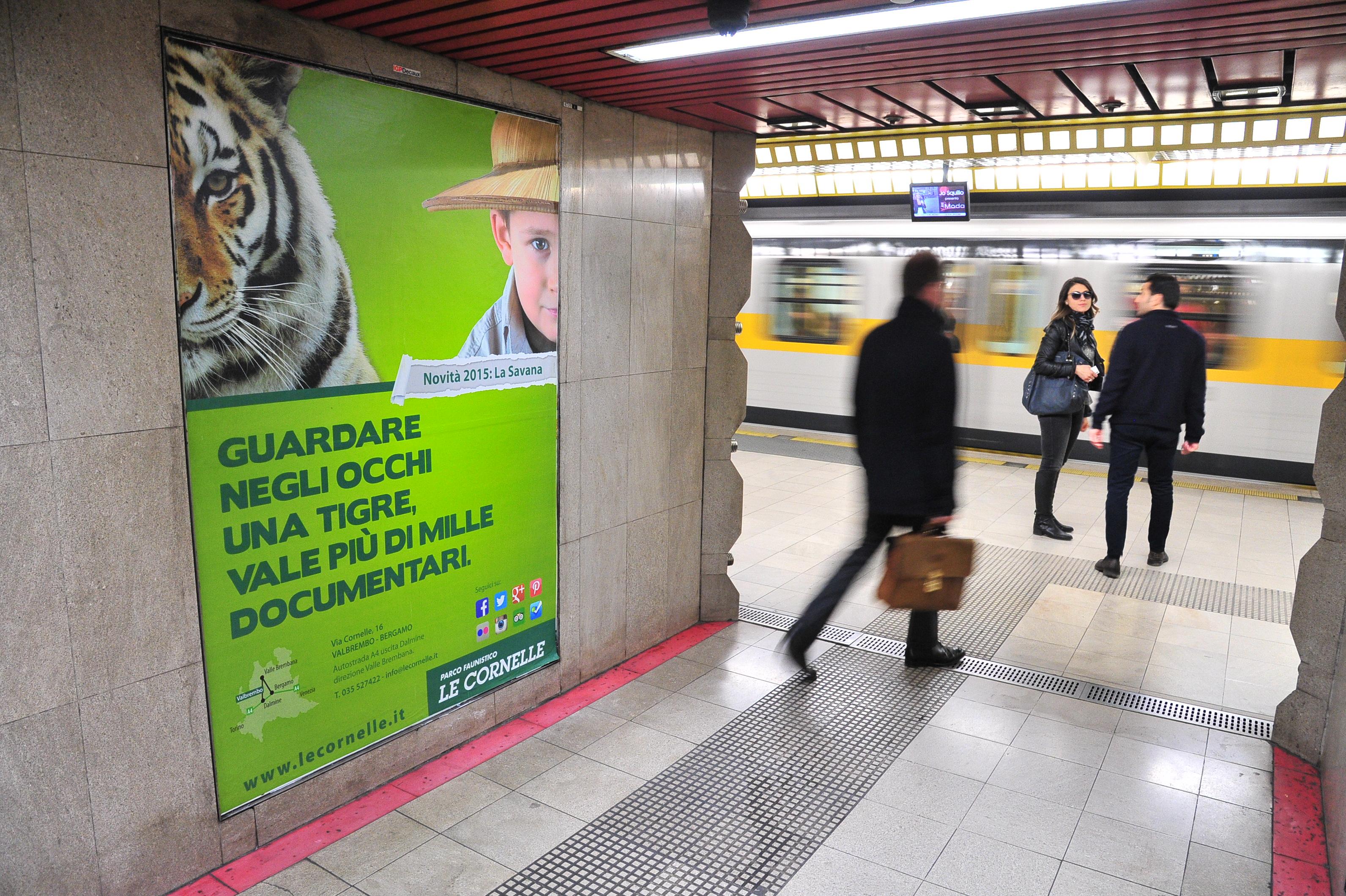 Lo Zoo le Cornelle di Bergamo
