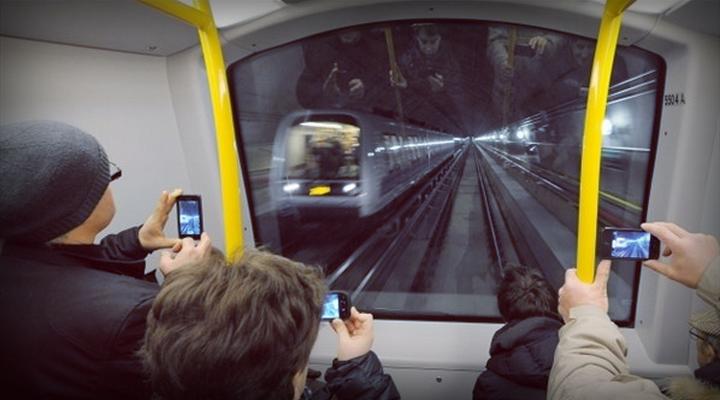"""""""metro torino senza conducente"""""""