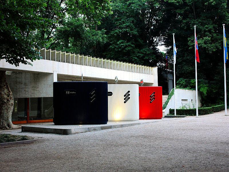 Bagni Pubblici JCDecaux Biennale di Venezia
