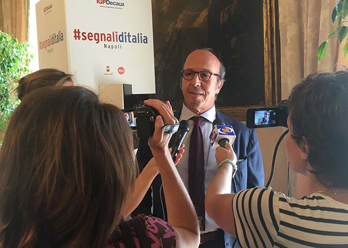 Segnali d'Italia intervista Claudio Bertona