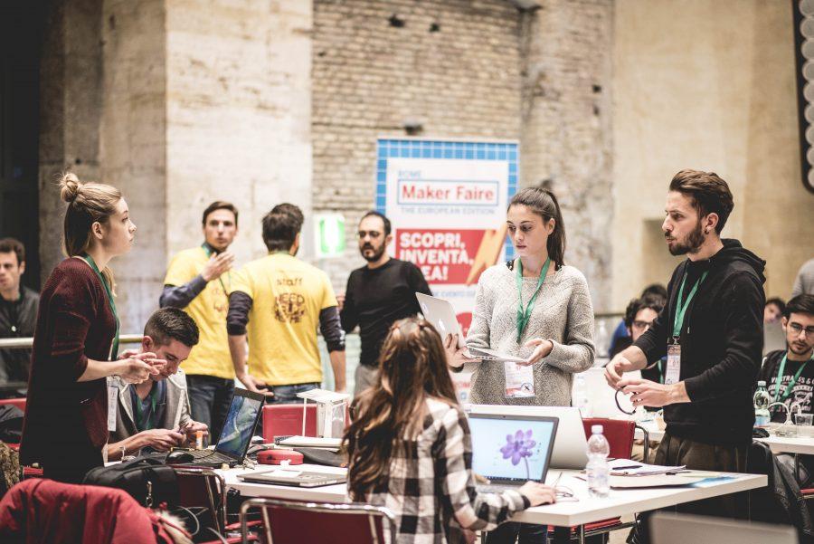 Team Vivacittà Hackathon x IGPDecaux