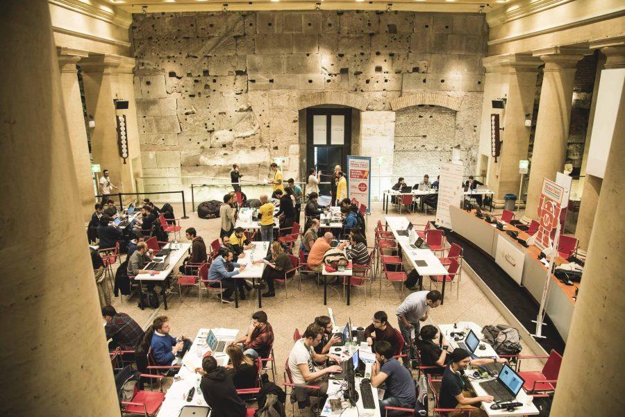 The Big Smart Hack 4.0 Maker Faire Tempio di Adriano