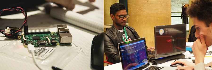 Team Internet of Teams Hackathon x IGPDecaux