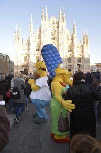 Albero_Natale_Milano_Simpson