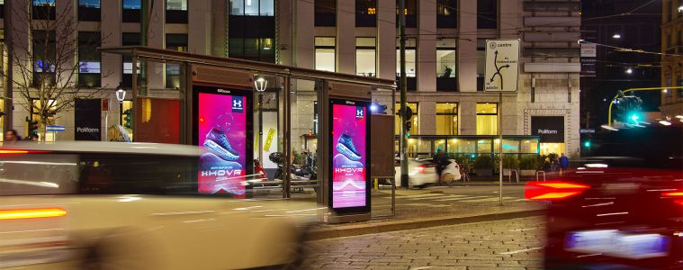 Dooh media IGPDecaux_ digitalizzazione e pensiline a Milano