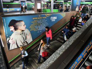 La Station Domination dei Coma Cose a Pt. Genova