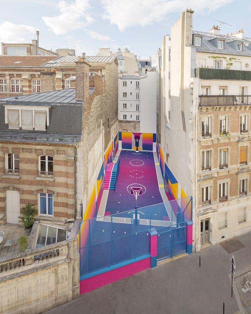 Parco Basket Brand Urbanism Parigi -Nike
