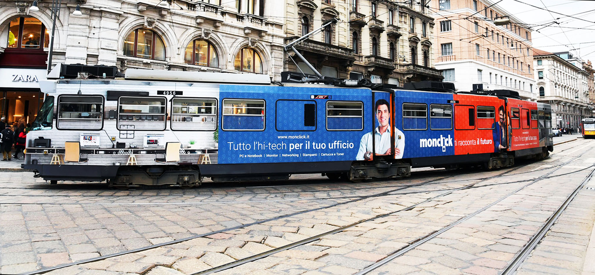 Full-Wrap IGPDecaux Milano per Monclick