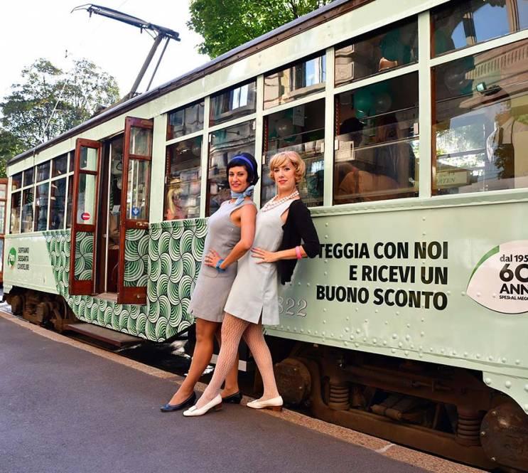 Tram Pam IGPDecaux Milano