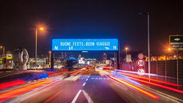 Restyling Digital per l'aeroporto di Linate