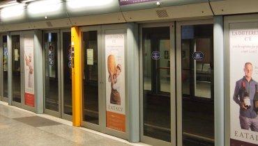 OOH e social: la Doors Domination di Eataly