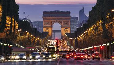 wi-fi champs elisees paris jcdecaux smartcity