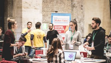 IGPDecaux takes part to The Big (Smart) Hack 4.0