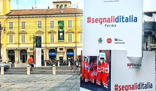 #SEGNALIDITALIA: UNA CAMPAGNA DELLA CITTA' PER LA CITTA'
