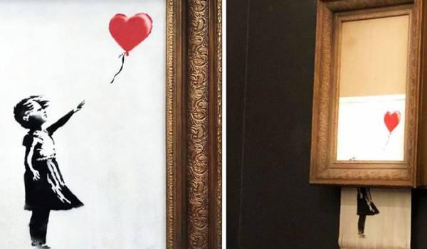 Creatività Banksy blog IGPDecaux
