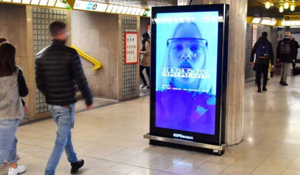 IGPDecaux rinnova completamente gli schermi digitali della metropolitana milanese