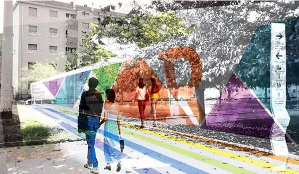Playtime: rigenerazione dello spazio pubblico in contesti urbani fragili