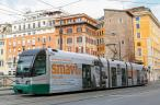 Smart Eurotram Roma