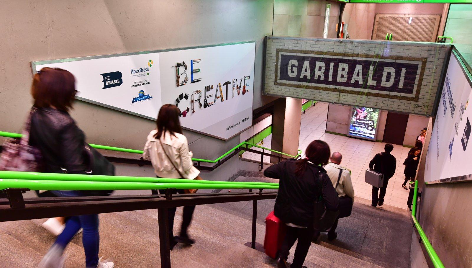 Station Domination Garibaldi-Step Domination-Apex-Design Week-IGPDecaux