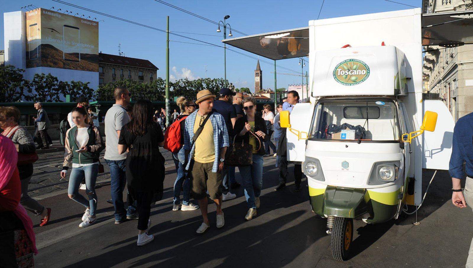 Milan Food Week -Tuscan Oil  IGPDecaux