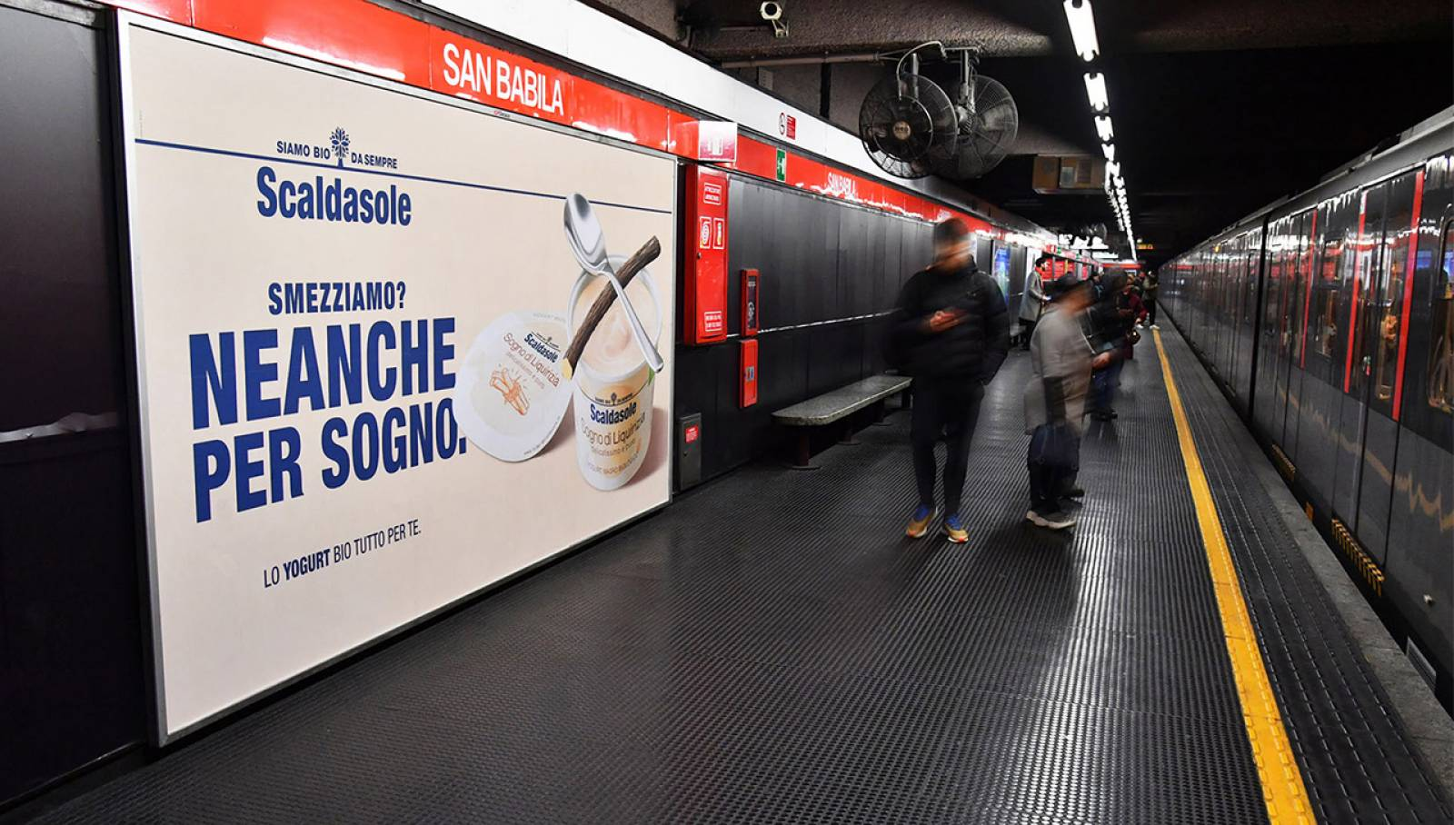 Out of Home advertising IGPDecaux in Milan Landscape Coverage network for Scaldasole