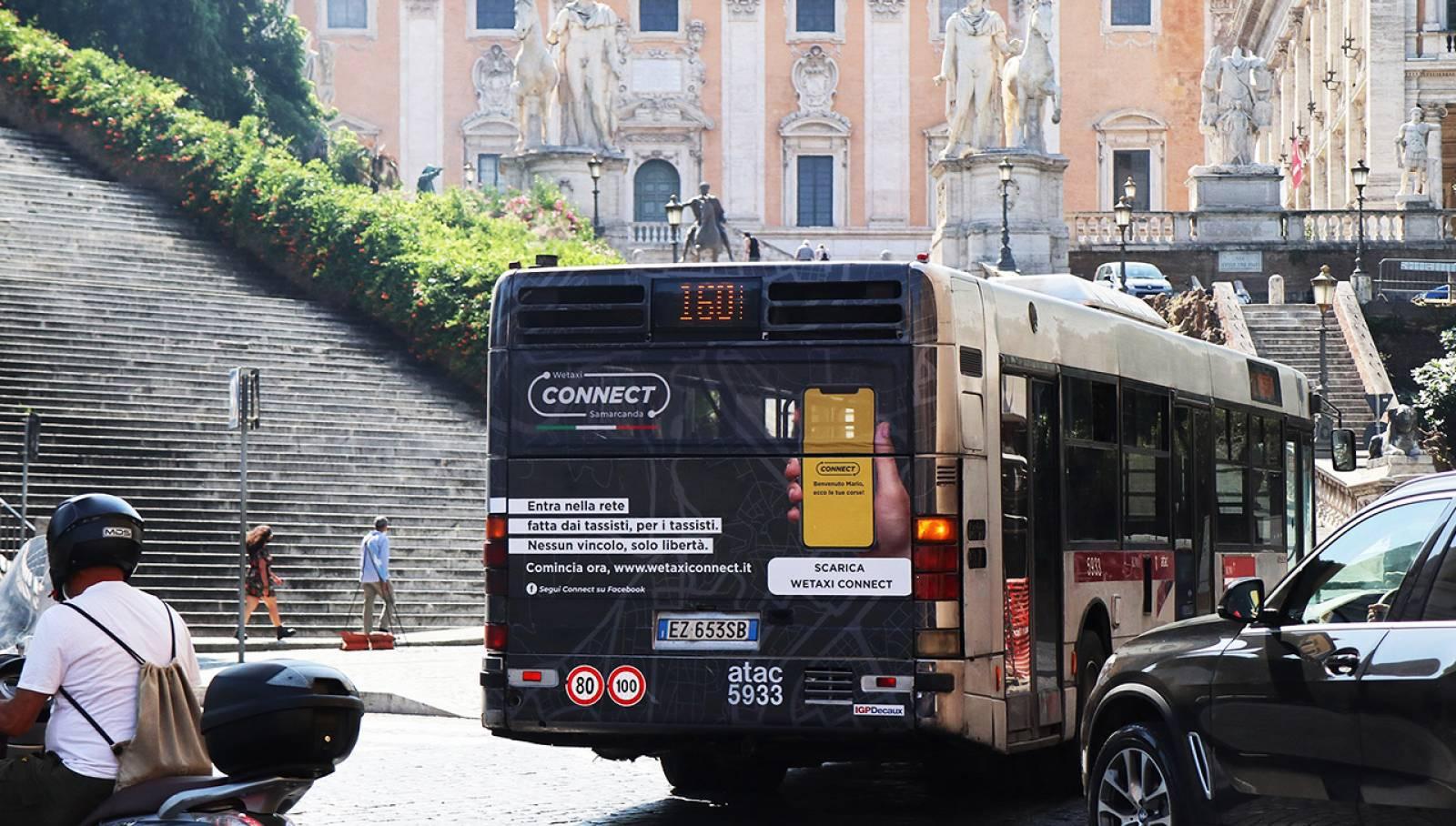 IGPDecaux Roma Fullback per WeTaxi