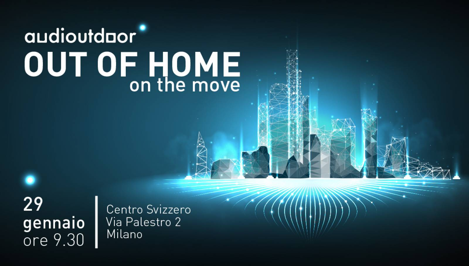 IGPDecaux Convegno AudiOutdoor Out Of Home on the move