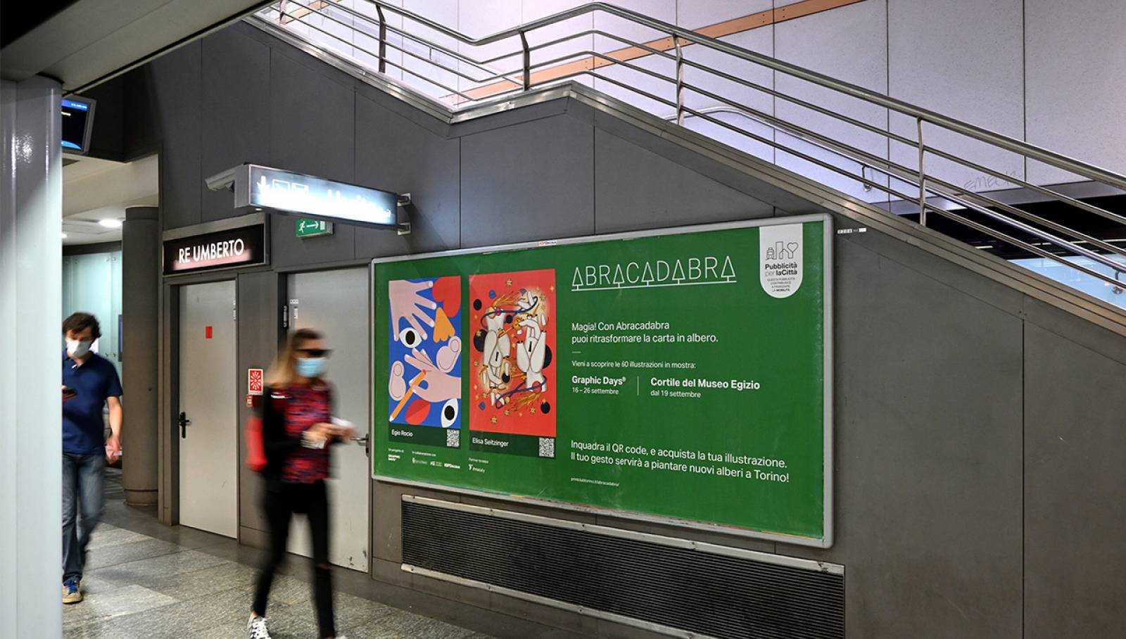 """""""Abracadabra"""": il progetto di magia verde dei Graphic Days® in collaborazione con IGPDecaux"""