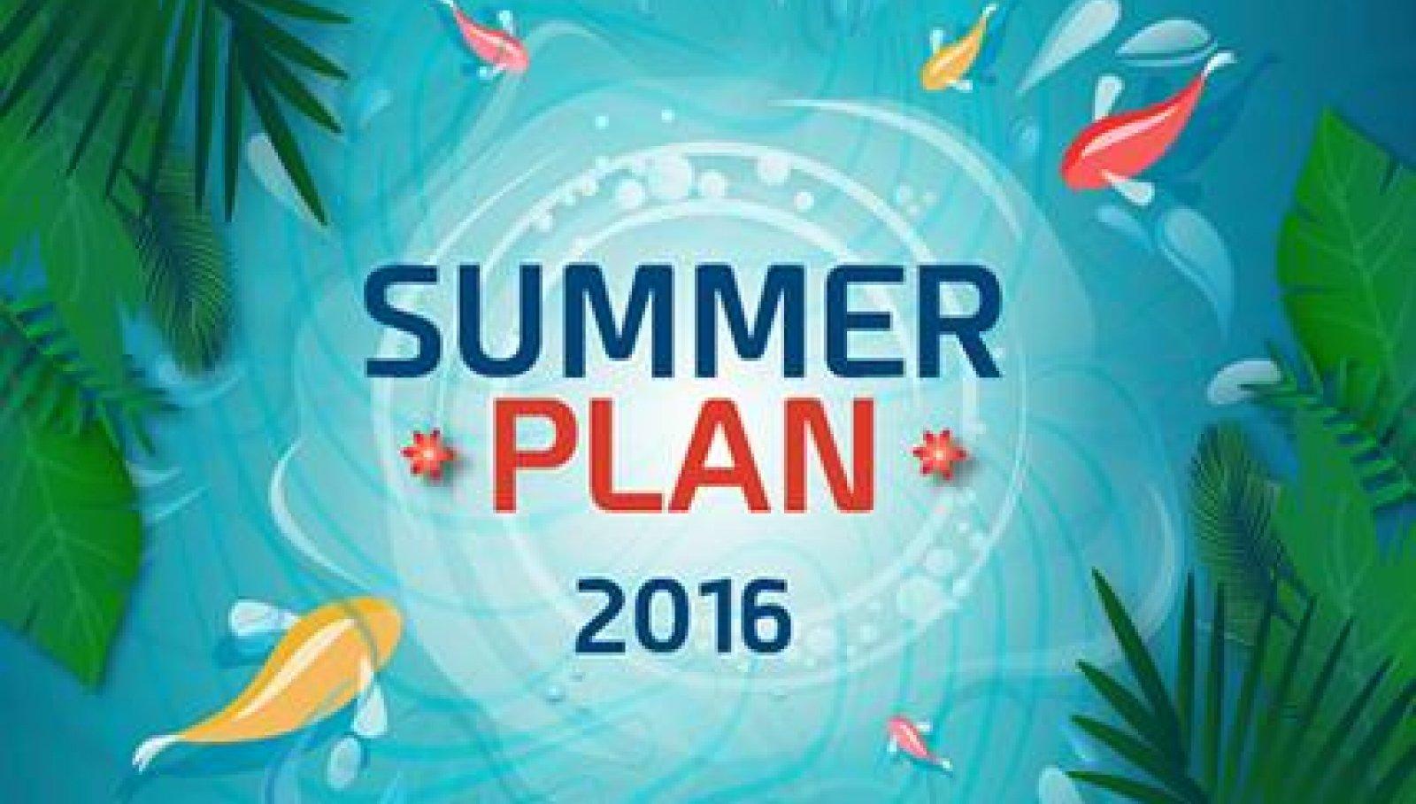 Summer Plan IGPDecaux 2016