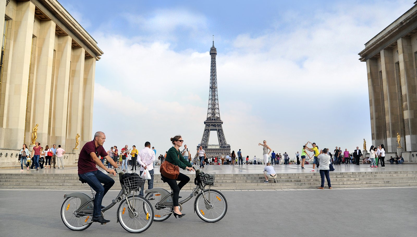 Biciclette in libero servizio: in 13 anni JCDecaux ha cambiato la mobilità urbana