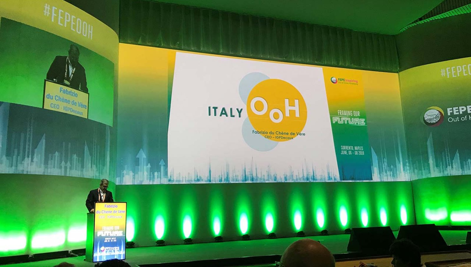 Fepe International Congress Sorrento