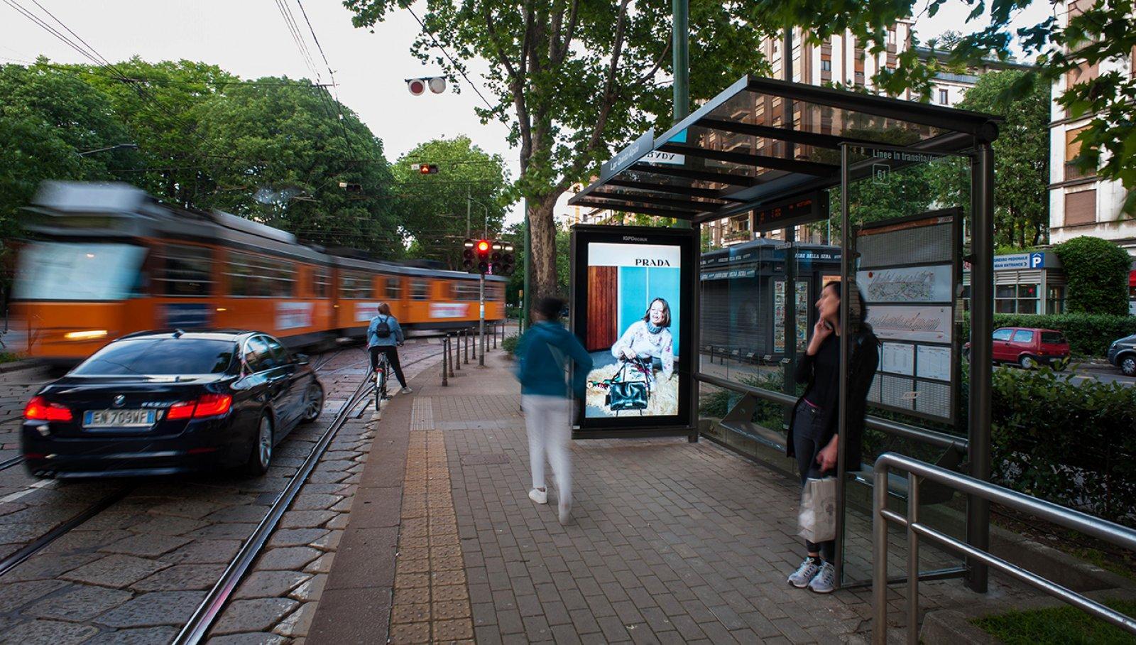 Pensiline Digitali crescono nel cuore di Milano