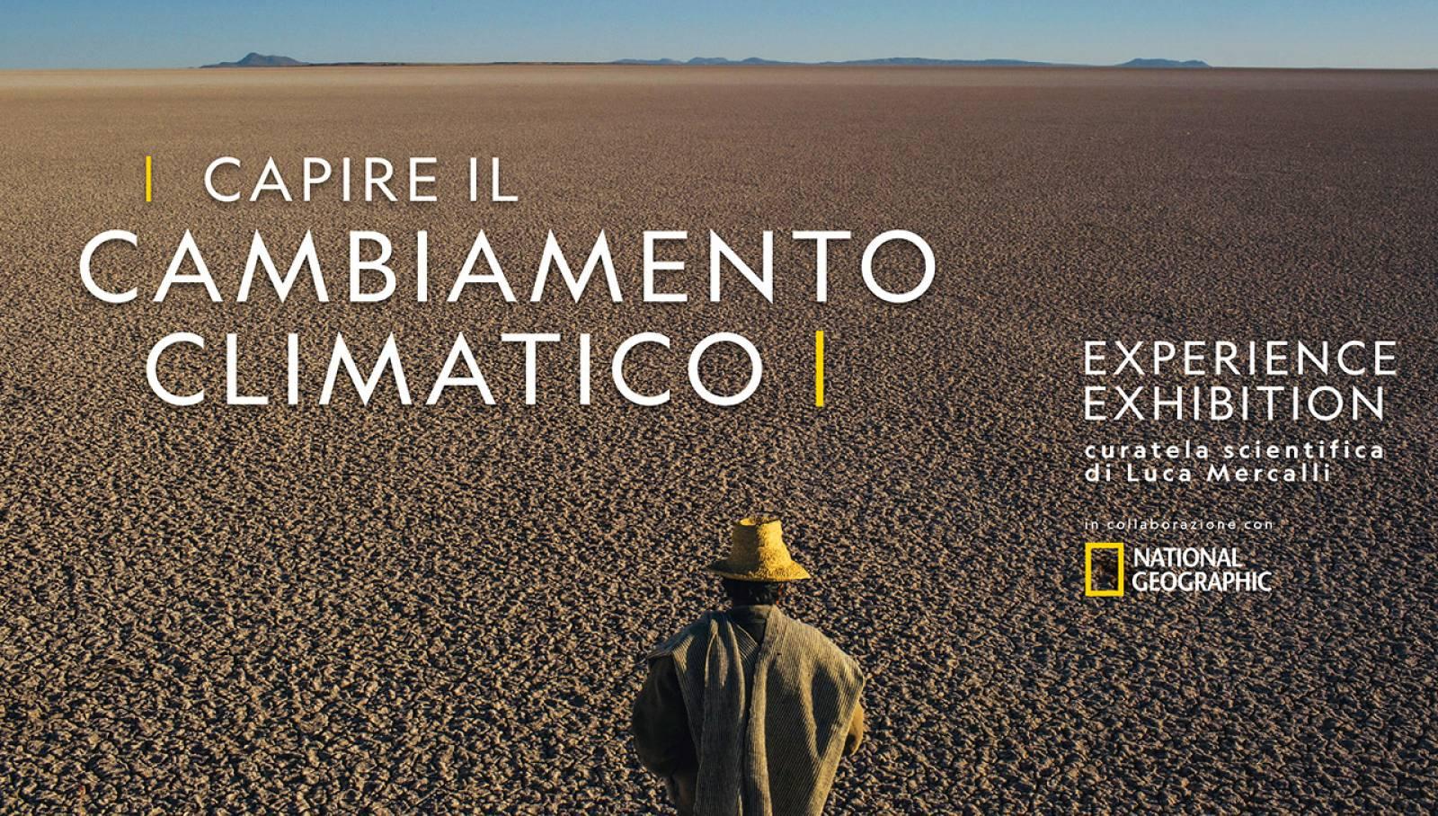 Capire il cambiamento climatico - Experience Exhibition