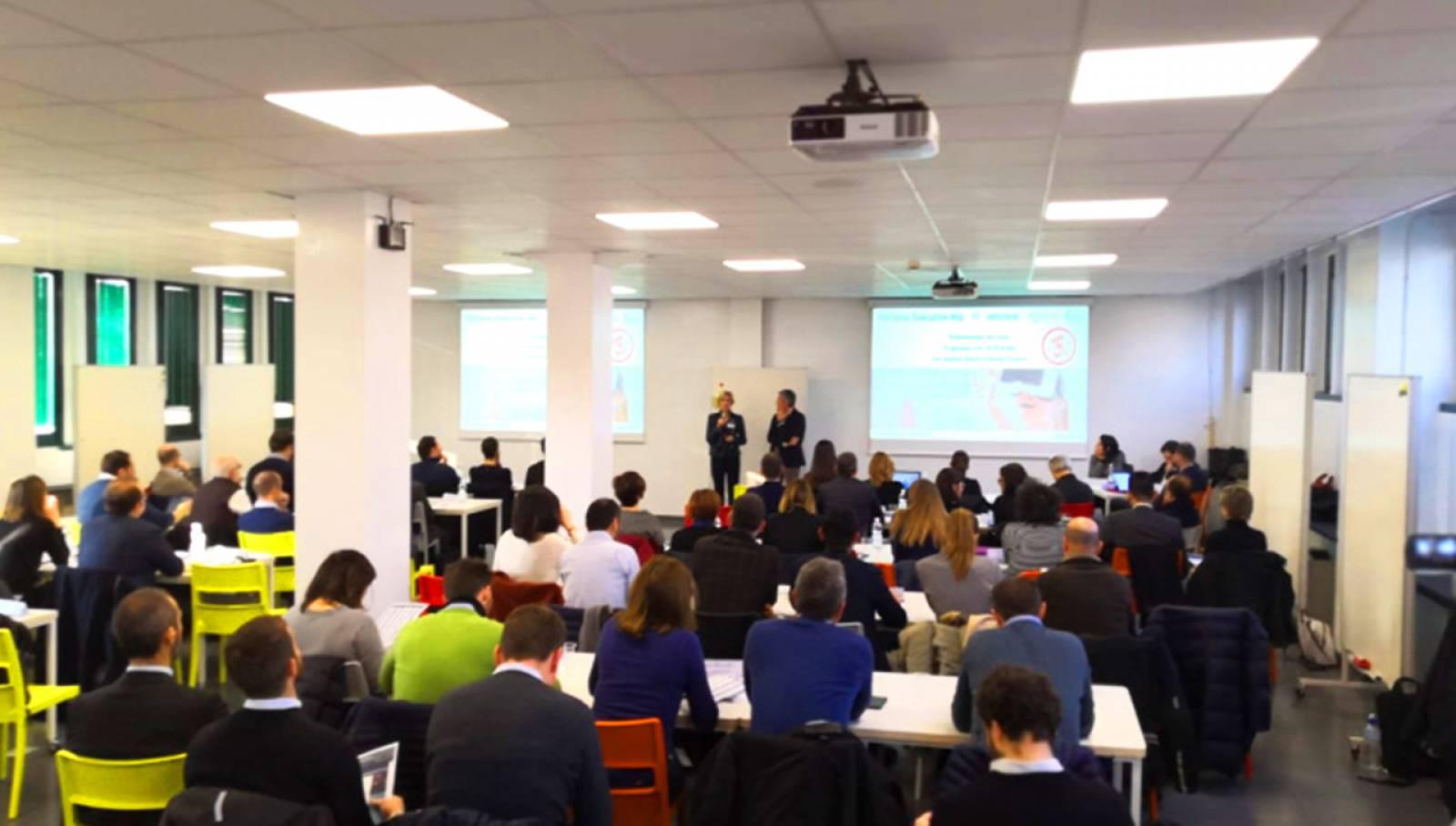 IGPDecaux Startup Intelligence Osservatorio Politecnico di Milano Agile Approach