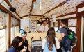 Pubblicità dinamica IGPDecaux tram speciale a Milano per Grom