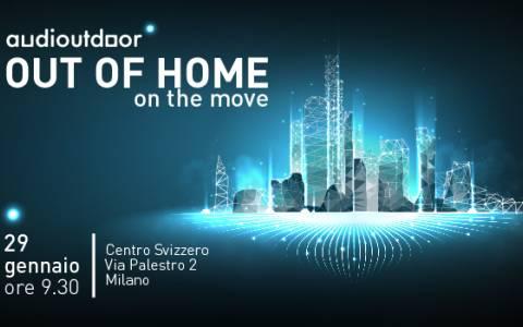 "IGPDecaux partecipa al convegno nazionale ""Out Of Home on the move"""
