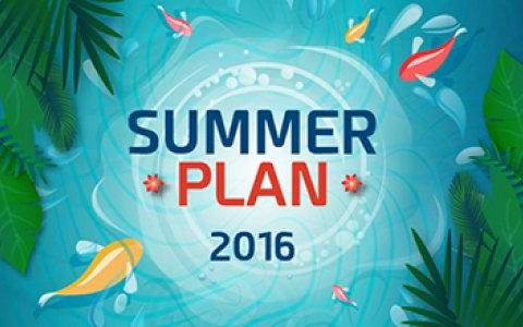 Summer Plan 2016