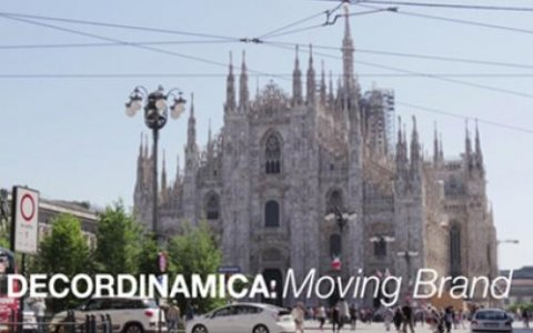 DECORDINAMICA: MOVING BRAND