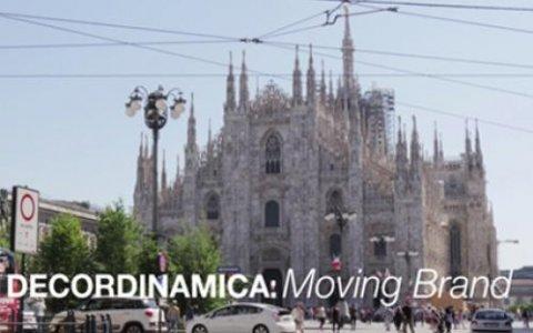 DECORDINAMICA: MOVING BRAND