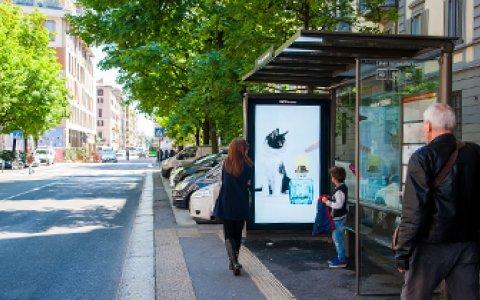 Le Pensiline Digitali crescono nel cuore di Milano