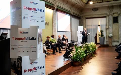 La campagna #segnaliditalia arriva anche a Milano con IGPDecaux