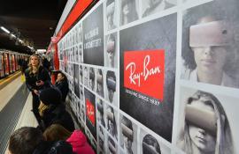 RayBan station domination Duomo - IGPDecaux