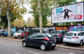 RADIO DIMENSIONE SUONO RDS - EROS RAMAZZOTTI -  17/10/2016 - poster - MILANO