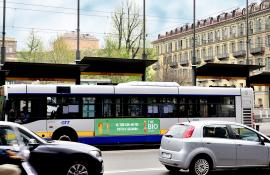 IGPDecaux Out Of Home Turin Panels 300x70 for S. Bernardo