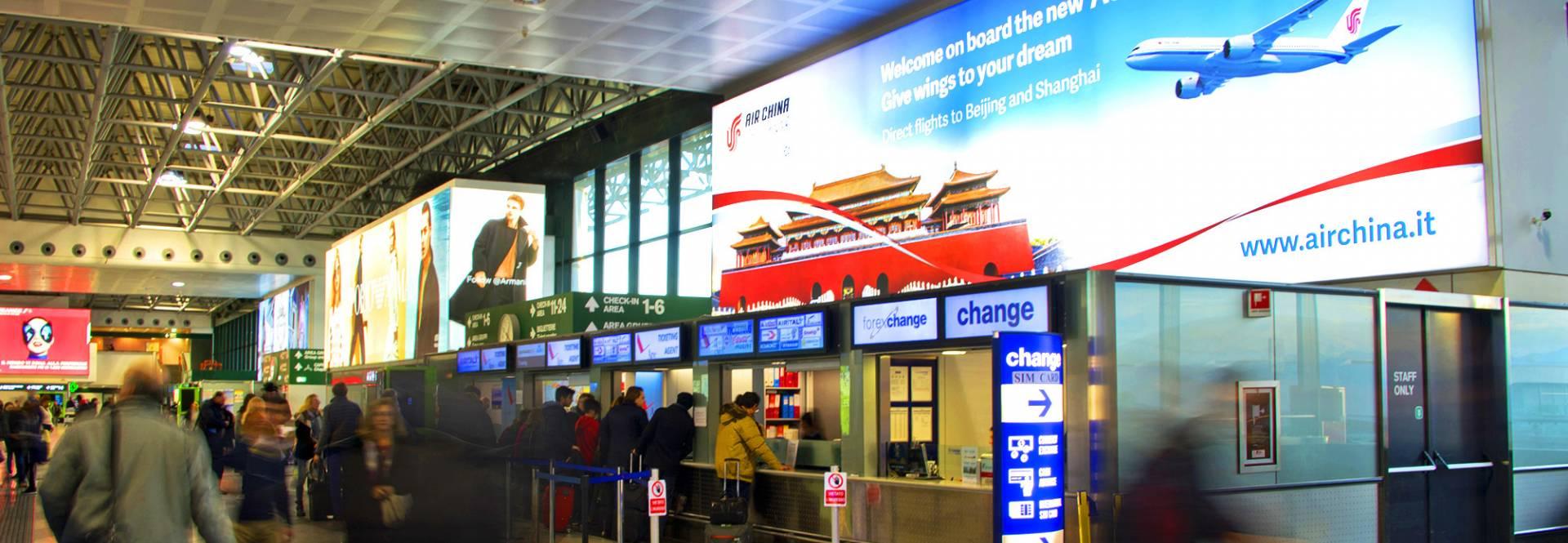 Air China viaggia a Milano con IGPDecaux