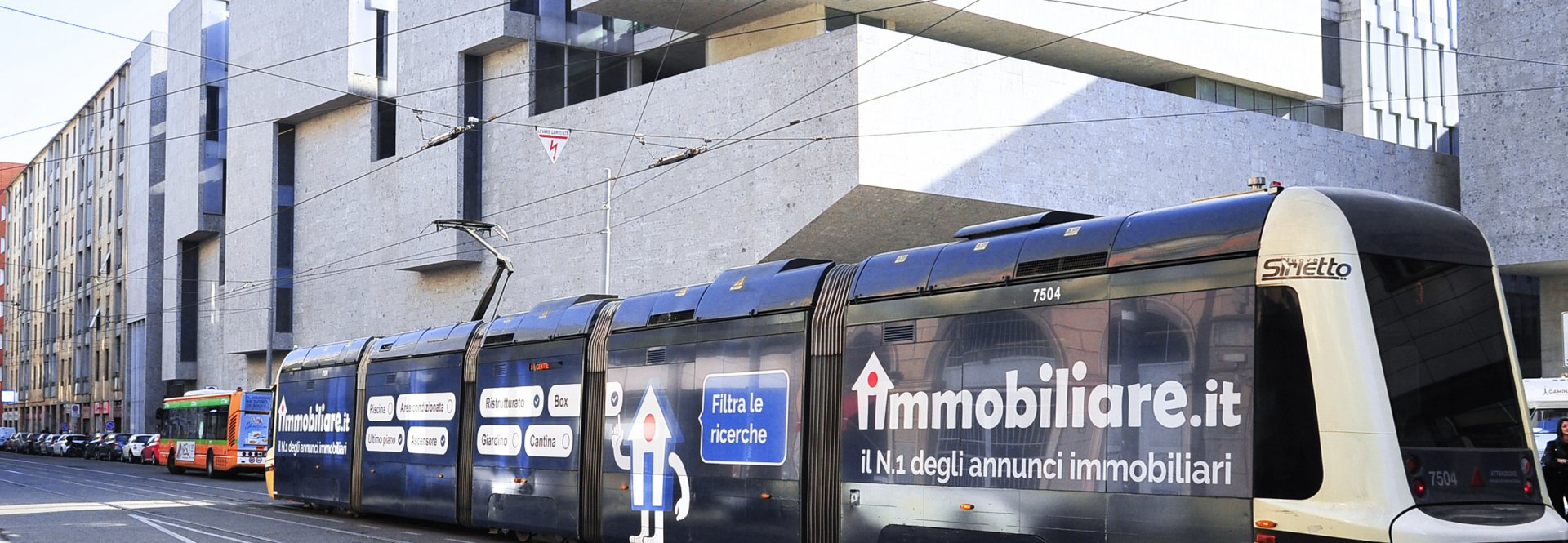 Immobiliare-it on the road with its first rail campaign