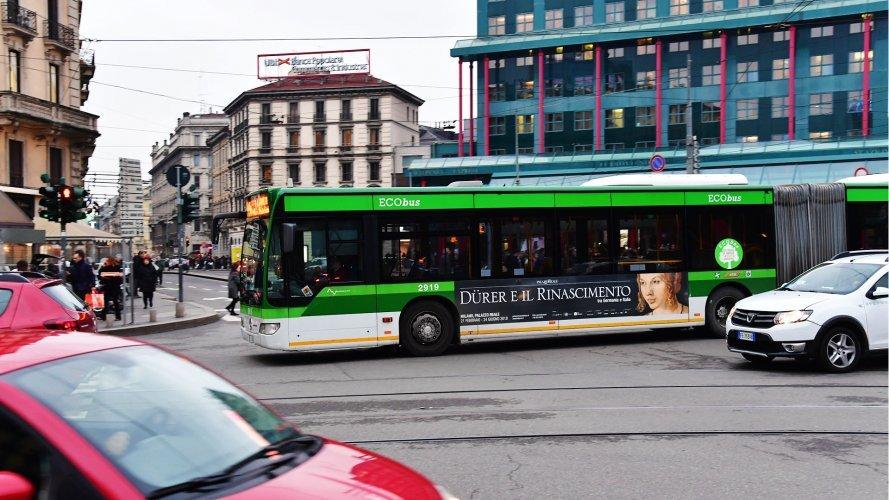 IGPDecaux Milano vetture decorate per Durer e il Rinascimento
