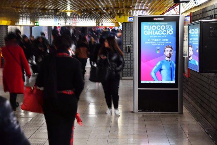 IGPDecaux Milano Circuito Digital per Olimpiadi